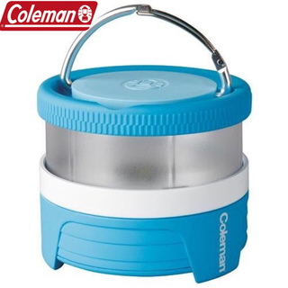 コールマン(Coleman)のコールマン (Coleman)LED充電式パックライト ブルー(ライト/ランタン)