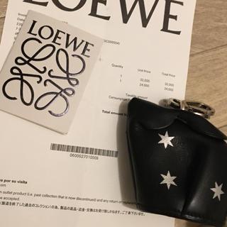 LOEWE - ロエベ LOEWE バニー スター チャーム コインケース 未使用