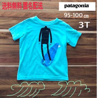 パタゴニア(patagonia)のpatagoniaパタゴニア キッズTシャツ 3T(Tシャツ/カットソー)