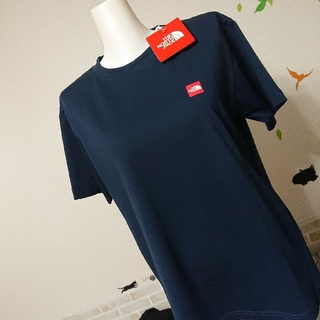 THE NORTH FACE - THE NORTH FACE 新品 メンズ S スモール ボックス ロゴ T