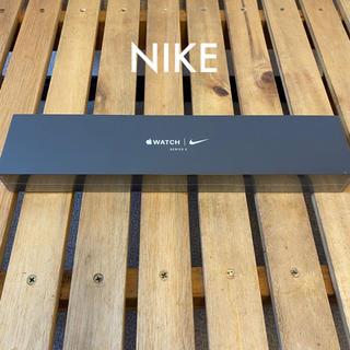 アップルウォッチ(Apple Watch)のApple Watch Nike Series 3 GPSモデル 38mm (腕時計(デジタル))