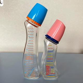 ベッタ(VETTA)のベッタBettaガラス哺乳瓶 カバーセット(哺乳ビン)