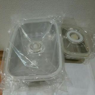 アサヒケイキンゾク(アサヒ軽金属)のアサヒ軽金属真空フレッシュボックス)(容器)