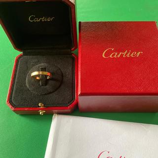 カルティエ(Cartier)のカルティエ  ラニエール 51号 リング(リング(指輪))
