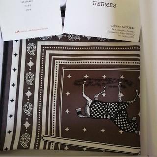 Hermes - エルメス HERMES バンダナ トープ 未使用 2020ss 完売品