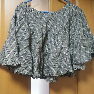 バーバリーブルーレーベル(BURBERRY BLUE LABEL)のバーバリーブルーレーベルスカート(ミニスカート)