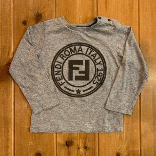 フェンディ(FENDI)の美品 フェンディ ロンT グッチ ディオール モンクレール トップス (Tシャツ/カットソー)