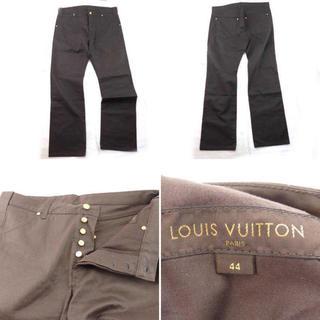 ルイヴィトン(LOUIS VUITTON)のルイヴィトン メンズ コットンパンツ ズボン サイズ44(チノパン)