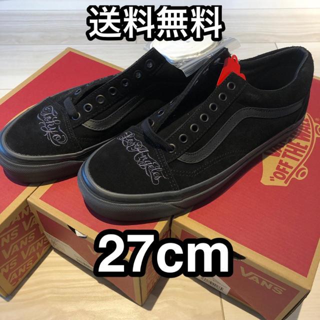NEIGHBORHOOD(ネイバーフッド)の【即納】ネイバーフッド VANS オールドスクール 27cm  カートゥーン メンズの靴/シューズ(スニーカー)の商品写真