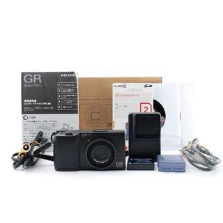 リコー(RICOH)のRicoh GR Digital コンパクトデジタルカメラ 箱付き(コンパクトデジタルカメラ)