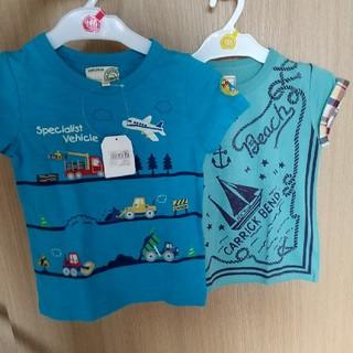 motherways - 新品 半袖Tシャツ 104cm 2枚セット