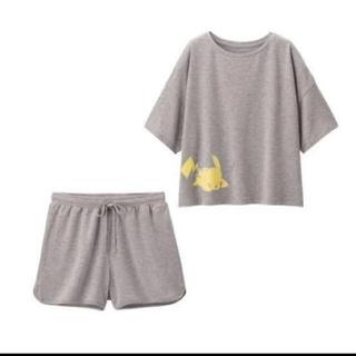 GU - GU ジーユー ポケモン ポケットモンスター パジャマ ルームウェア Mサイズ