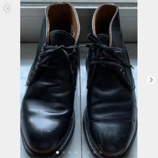 レッドウィング(REDWING)のポストマンチャッカブーツ(ブーツ)