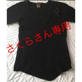 ルイヴィトン(LOUIS VUITTON)のルイヴィトン トップス(Tシャツ(半袖/袖なし))