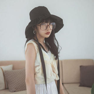 バブルス(Bubbles)のCULT TOKYO Frill ribbon hat(ハット)