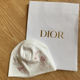 ディオール(Dior)のDior ベビー ボンネット 帽子(帽子)