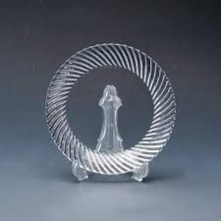 ナハトマン(Nachtmann)のナハトマン/サンバ/プレート/器/ガラス/クリスタル/15cm/78679(食器)