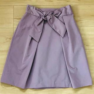 クチュールブローチ(Couture Brooch)の『Couture brooch』パープルスカート♡(ひざ丈スカート)