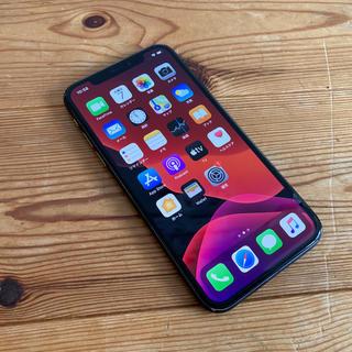 iPhone - Apple iPhone X 64GB SIMロック解除済