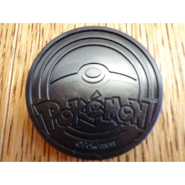 ポケモン(ポケモン)のイベルタル  (プリズムver) 海外 コイン エンタメ/ホビーのトレーディングカード(カードサプライ/アクセサリ)の商品写真