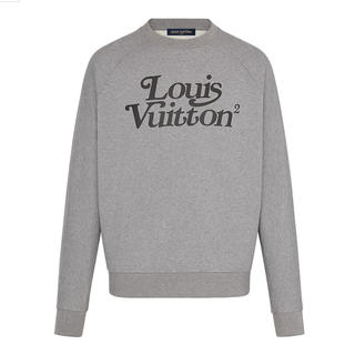 LOUIS VUITTON - ルイヴィトン NIGO スクエアードLVスウェットシャツ トレーナー