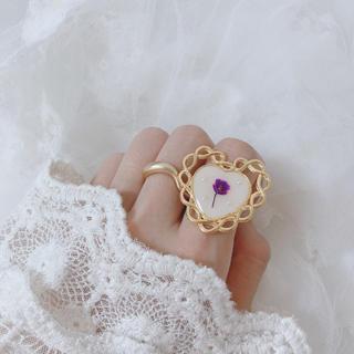 〜flower ring〜(リング)