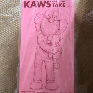 MEDICOM TOY - KAWS Take Figure pink カウズ