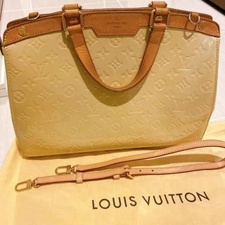 LOUIS VUITTON - ルイヴィトン バッグ 正規品  ヴェルニ ブレアGM