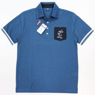 ディズニー(Disney)の(新品)DISNEY GOLF ポロシャツ(ポロシャツ)