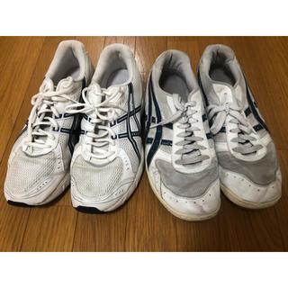 asics - 運動靴 体育館シューズ 高校