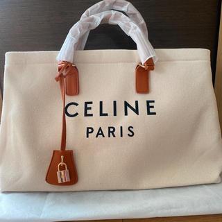celine - CELINE セリーヌ ホリゾンタル カバス キャンバス トートバッグ
