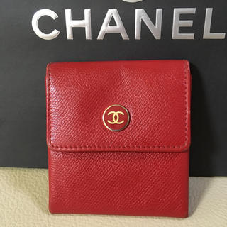 CHANEL - CHANEL シャネル 折り財布 コインケース 小銭入れ 財布 長財布