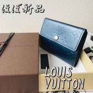 LOUIS VUITTON - 【新品同様 使用わずか】ルイヴィトン ラドロー モノグラム コインケース