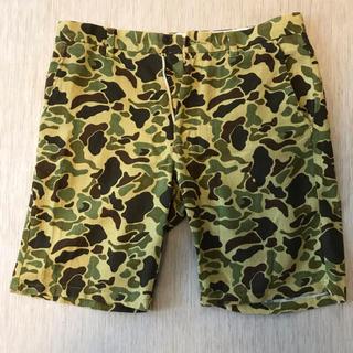UNITED ARROWS - ユナイテッドアローズ ハーフパンツ 半ズボン 迷彩柄 UNITED ARROWS
