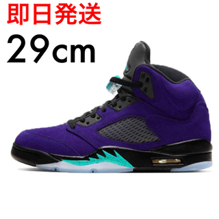 NIKE - 29cm NIKE AIR JORDAN 5 Purple Grape