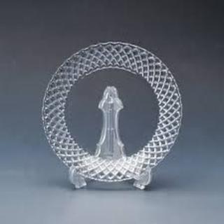 ナハトマン(Nachtmann)のナハトマン/ルンバ/プレート/器/ガラス/クリスタル/15cm/78680(食器)