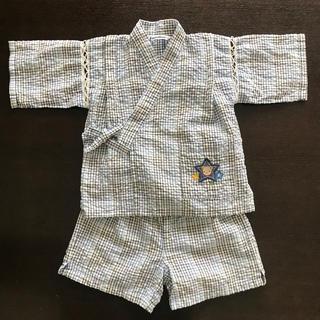 ファミリア(familiar)のファミリア familiar 甚平 男の子 80cm(甚平/浴衣)