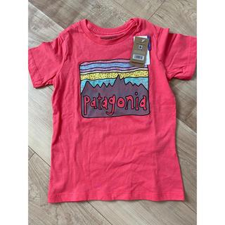 patagonia - パタゴニア Patagonia 半袖 Tシャツ キッズ 新品 4T