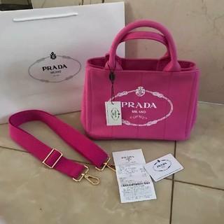 PRADA - プラダPRADAカナパSトートバッグ