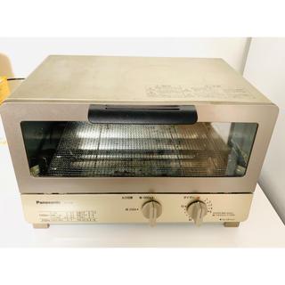 パナソニック(Panasonic)のPanasonic オーブントースター(調理機器)