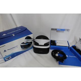 ソニー(SONY)の★美品 PlayStation VR PlayStation Camera同梱版(家庭用ゲーム機本体)