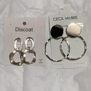 CECIL McBEE - ピアス セット