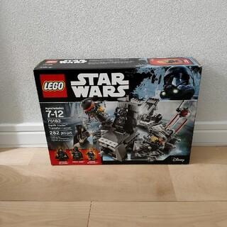レゴ(Lego)のレゴ スターウォーズ ダースベイダーの誕生 75183(SF/ファンタジー/ホラー)