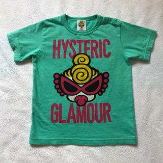HYSTERIC MINI - ヒスミニ  Tシャツ(ちょっとBIG)