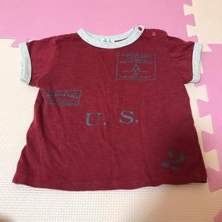マーキーズ(MARKEY'S)のMARKEY'S ヴィンテージ  Tシャツ 80 U.S. 綿 マーキーズ(Tシャツ)