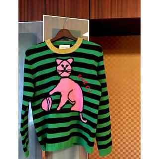グッチ(Gucci)のGUCCI Childrenのセーター 送料込みにしました。(ニット/セーター)