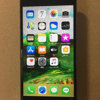 Apple - IPHONE 6S 64GB SPACE GRAY SIMフリー