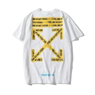 OFF-WHITE - S33【大人気】OFF-WHITE Tシャツ
