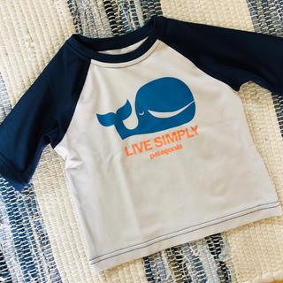 パタゴニア(patagonia)のPatagonia/ベビー/キャプリーン(Tシャツ)