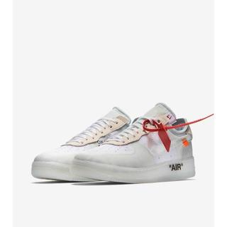 NIKE - 23.5cmNIKE THE 10 AIR FORCE 1 LOW エアフォース